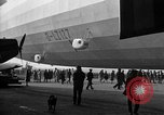 Image of LZ-127 Graf Zeppelin airship Lakehurst New Jersey USA, 1928, second 7 stock footage video 65675052189