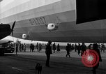 Image of LZ-127 Graf Zeppelin airship Lakehurst New Jersey USA, 1928, second 8 stock footage video 65675052189
