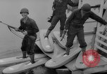 Image of troops walking on water Washington DC USA, 1962, second 9 stock footage video 65675052198