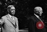 Image of Herbert Hoover Washington DC USA, 1929, second 24 stock footage video 65675052202