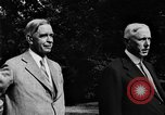 Image of Herbert Hoover Washington DC USA, 1929, second 25 stock footage video 65675052202