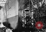 Image of USS Houston Newport News Virginia USA, 1929, second 33 stock footage video 65675052212