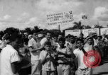 Image of President Joaquin Balaguer Dominican Republic, 1962, second 30 stock footage video 65675052217