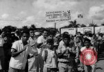 Image of President Joaquin Balaguer Dominican Republic, 1962, second 31 stock footage video 65675052217