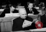 Image of delegates in assembly Delhi India, 1962, second 14 stock footage video 65675052219