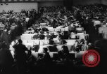 Image of delegates in assembly Delhi India, 1962, second 29 stock footage video 65675052219