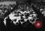 Image of delegates in assembly Delhi India, 1962, second 30 stock footage video 65675052219