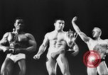 Image of body builders Germany, 1962, second 61 stock footage video 65675052220