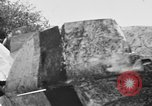 Image of wreckage of Japanese plane Burma, 1944, second 4 stock footage video 65675052238