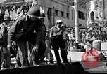 Image of members of 3rd Division Naples Italy, 1944, second 3 stock footage video 65675052247