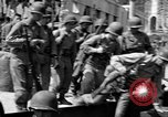 Image of members of 3rd Division Naples Italy, 1944, second 7 stock footage video 65675052247
