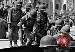 Image of members of 3rd Division Naples Italy, 1944, second 10 stock footage video 65675052247
