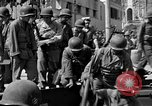 Image of members of 3rd Division Naples Italy, 1944, second 13 stock footage video 65675052247