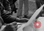 Image of members of 3rd Division Naples Italy, 1944, second 30 stock footage video 65675052247