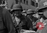 Image of members of 3rd Division Naples Italy, 1944, second 35 stock footage video 65675052247