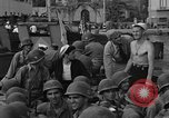 Image of members of 3rd Division Naples Italy, 1944, second 44 stock footage video 65675052247