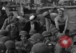 Image of members of 3rd Division Naples Italy, 1944, second 46 stock footage video 65675052247