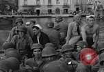Image of members of 3rd Division Naples Italy, 1944, second 53 stock footage video 65675052247
