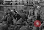 Image of members of 3rd Division Naples Italy, 1944, second 54 stock footage video 65675052247