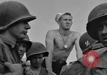 Image of members of 3rd Division Naples Italy, 1944, second 57 stock footage video 65675052247