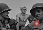 Image of members of 3rd Division Naples Italy, 1944, second 58 stock footage video 65675052247