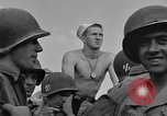 Image of members of 3rd Division Naples Italy, 1944, second 61 stock footage video 65675052247
