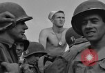 Image of members of 3rd Division Naples Italy, 1944, second 62 stock footage video 65675052247