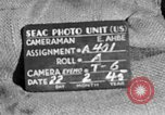 Image of L-5 plane Burma, 1945, second 2 stock footage video 65675052248