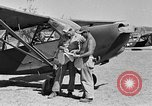 Image of L-5 plane Burma, 1945, second 5 stock footage video 65675052248
