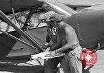 Image of L-5 plane Burma, 1945, second 41 stock footage video 65675052248