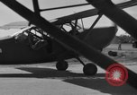 Image of L-5 Piper Cub plane Palawan Philippines, 1941, second 7 stock footage video 65675052256