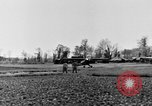 Image of Piper Cub plane Italy, 1944, second 14 stock footage video 65675052266