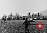 Image of Piper Cub plane Italy, 1944, second 17 stock footage video 65675052266