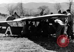Image of Piper Cub plane Italy, 1944, second 19 stock footage video 65675052266