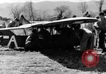 Image of Piper Cub plane Italy, 1944, second 20 stock footage video 65675052266