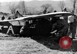 Image of Piper Cub plane Italy, 1944, second 21 stock footage video 65675052266