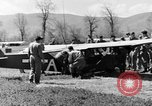 Image of Piper Cub plane Italy, 1944, second 22 stock footage video 65675052266