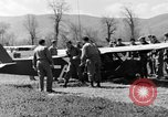 Image of Piper Cub plane Italy, 1944, second 23 stock footage video 65675052266