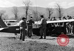 Image of Piper Cub plane Italy, 1944, second 24 stock footage video 65675052266