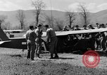 Image of Piper Cub plane Italy, 1944, second 26 stock footage video 65675052266