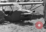 Image of Piper Cub plane Italy, 1944, second 39 stock footage video 65675052266