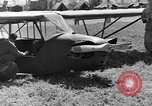 Image of Piper Cub plane Italy, 1944, second 41 stock footage video 65675052266