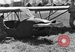 Image of Piper Cub plane Italy, 1944, second 45 stock footage video 65675052266