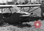 Image of Piper Cub plane Italy, 1944, second 46 stock footage video 65675052266