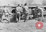 Image of Piper Cub plane Italy, 1944, second 57 stock footage video 65675052266