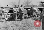 Image of Piper Cub plane Italy, 1944, second 58 stock footage video 65675052266