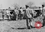 Image of Piper Cub plane Italy, 1944, second 61 stock footage video 65675052266