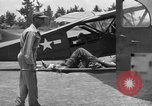 Image of L-5B planes Okinawa Ryukyu Islands, 1945, second 57 stock footage video 65675052273