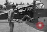 Image of L-5B planes Okinawa Ryukyu Islands, 1945, second 60 stock footage video 65675052273
