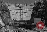 Image of Hoover Dam Nevada United States USA, 1936, second 50 stock footage video 65675052285